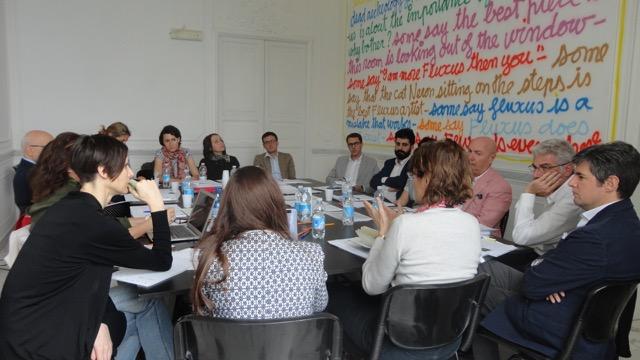 Forum permanente dell'arte contemporanea, Museo di Villa Croce, Genova 2016