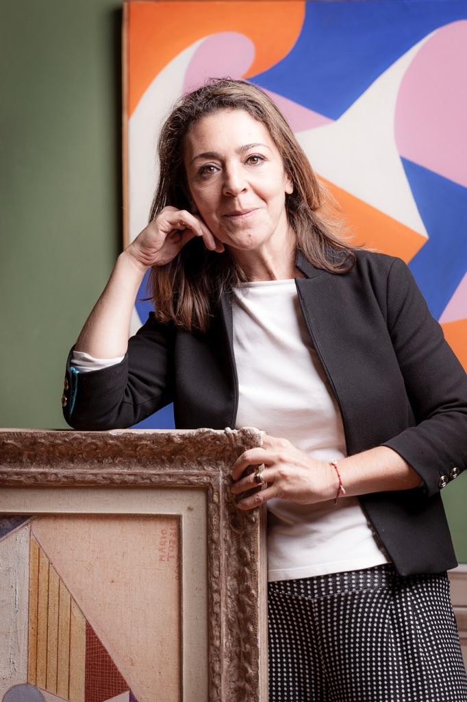 Georgia Bava, responsabile del dipartimento di Arte Moderna e Contemporanea di Minerva Auctions