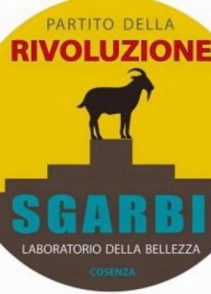 Il Partito della Rivoluzione di Sgarbi - elezioni Cosenza