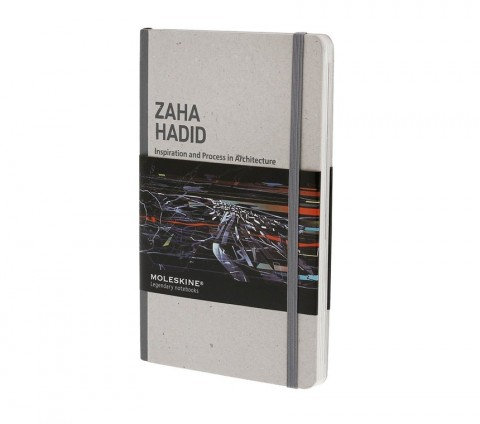 Inspiration and Process in Architecture - Zaha Hadid