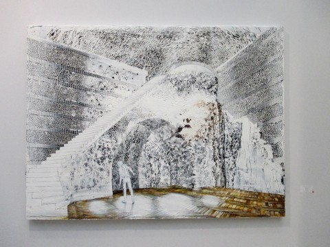 Jorg Bozek, Bogen - Courtesy  Mimmo Scognamiglio Artecontemporanea