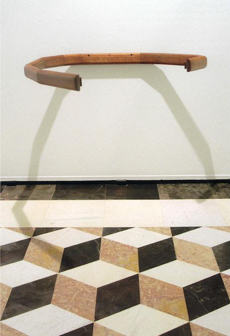 Juan Muñoz, Untitled (Barandal), 1993 - Courtesy Pepe Cobo