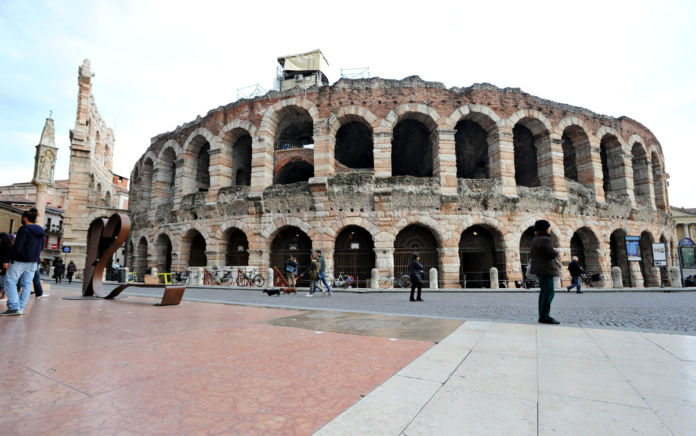 L'Arena di Verona - photo Antonella Anti