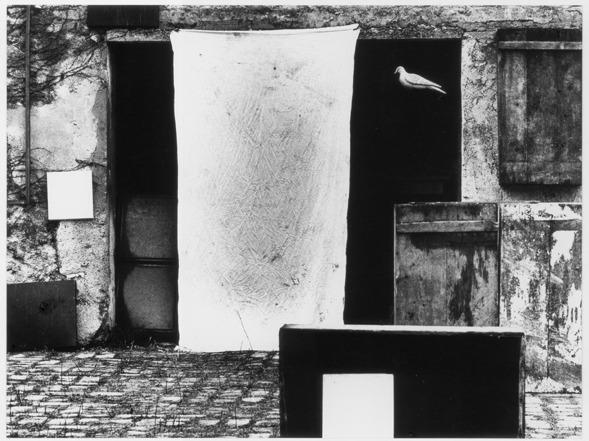 Mario Giacomelli, da Questo ricordo lo vorrei raccontare, 2000 - Senigallia - courtesy Archivio Mario Giacomelli, Senigallia