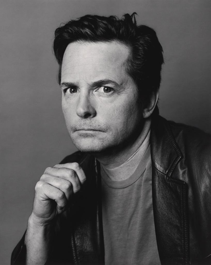 Michael J. Fox by Steve Pyke 2008