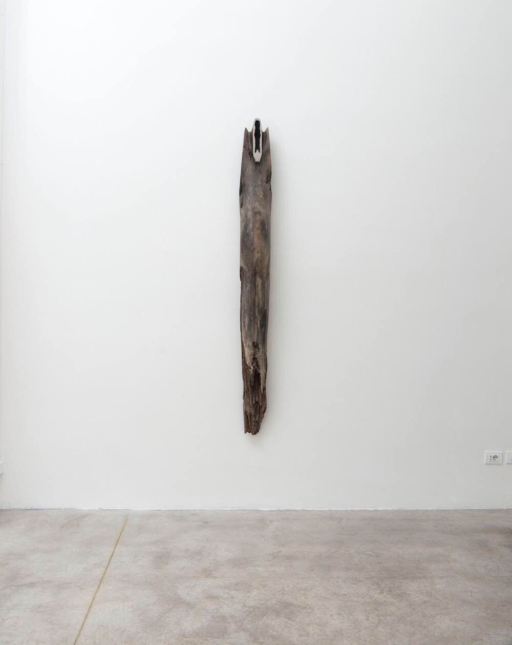 Nicola Samorì - Solo Show - installation view at Monitor Gallery, Roma 2016 - photo Giorgio Benni - courtesy the artist & Monitor, Rome