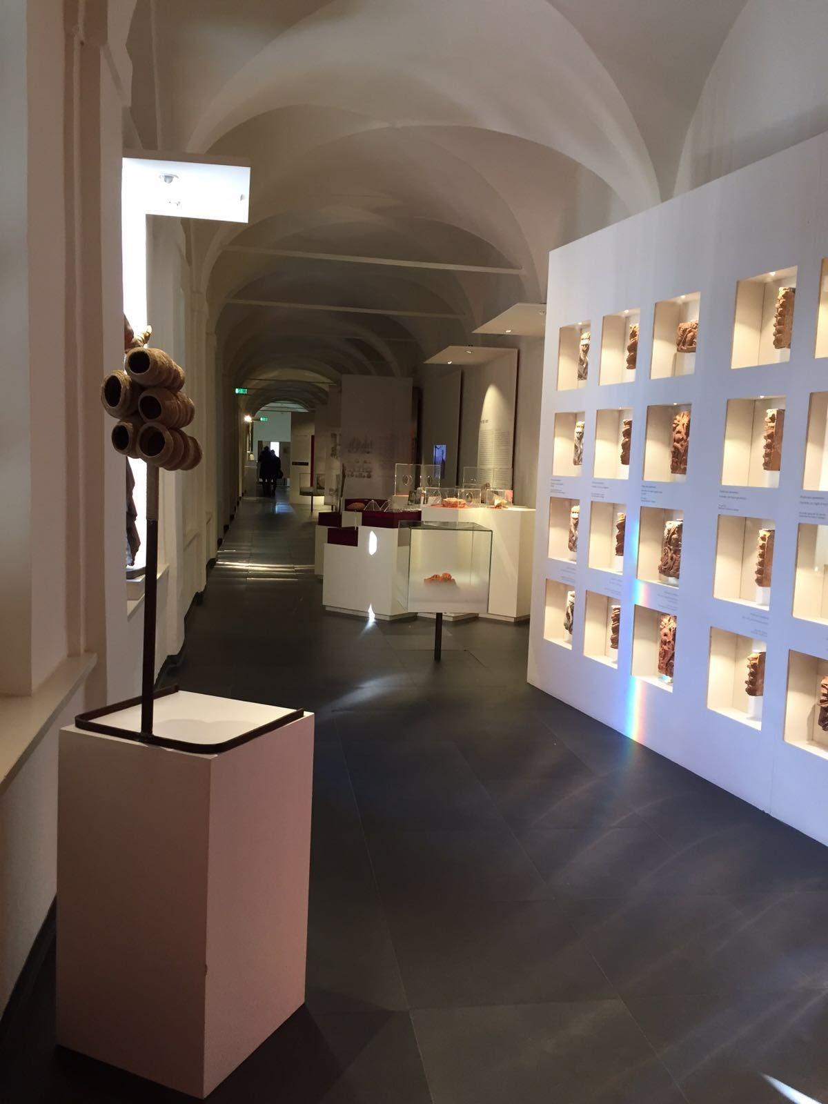 Oltre - installation view at Museo Garda, Ivrea 2016 - photo Franco Marino