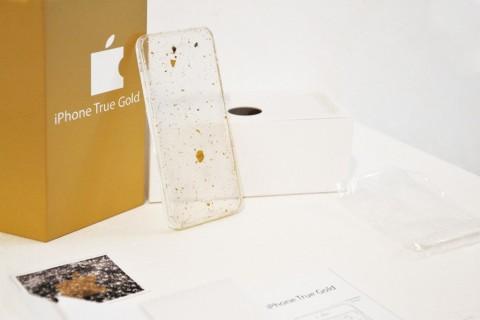 Salvatore Ricci, iPhone True Gold, 2014