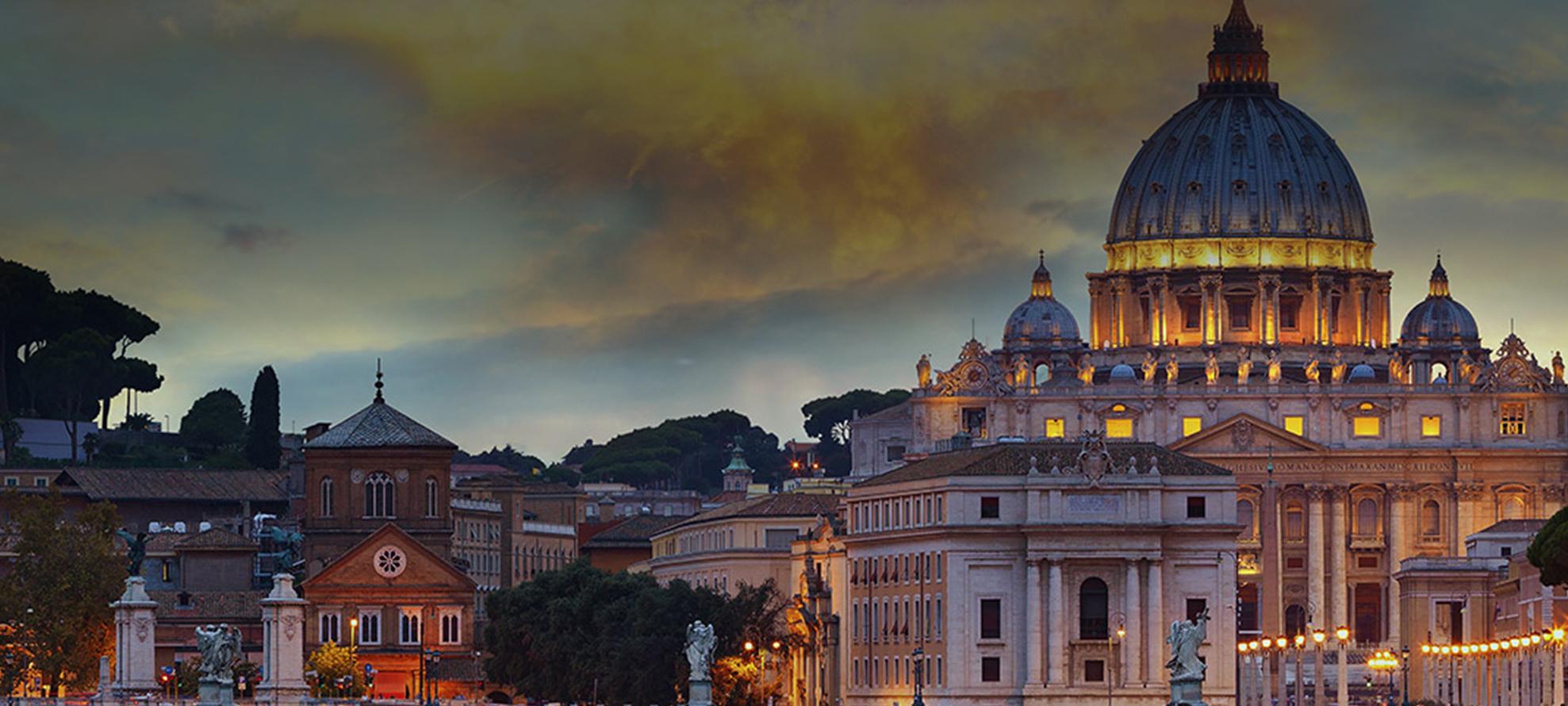 San Pietro e le Basiliche Papali