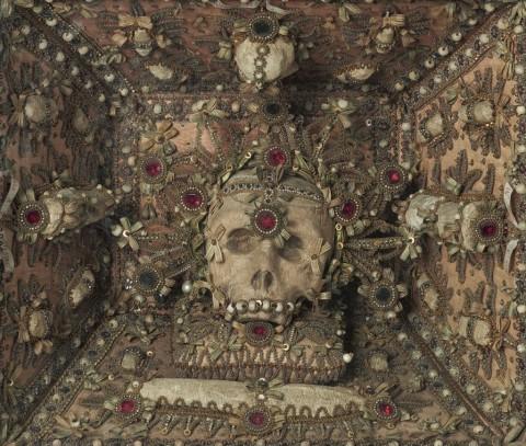 Scrigno reliquiario, seconda metà del XVII sec. –courtesy Grand Palais – credit MuCEM, Dist. RMN