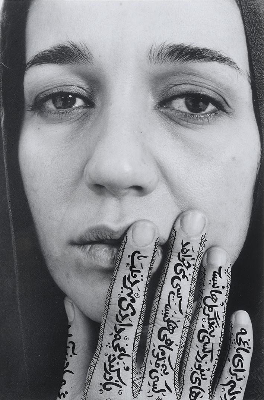 Shirin Neshat, Senza titolo, 1996