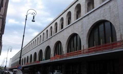 Stazione di Roma Termini, 2016 (esterno)