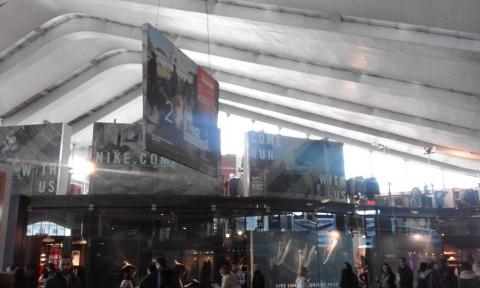 Stazione di Roma Termini, 2016, oggi (interno)
