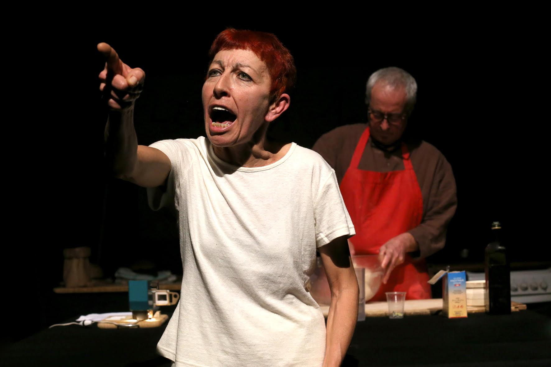 Teatro delle Ariette, Tutto quello che so del grano - photo S. Vaja