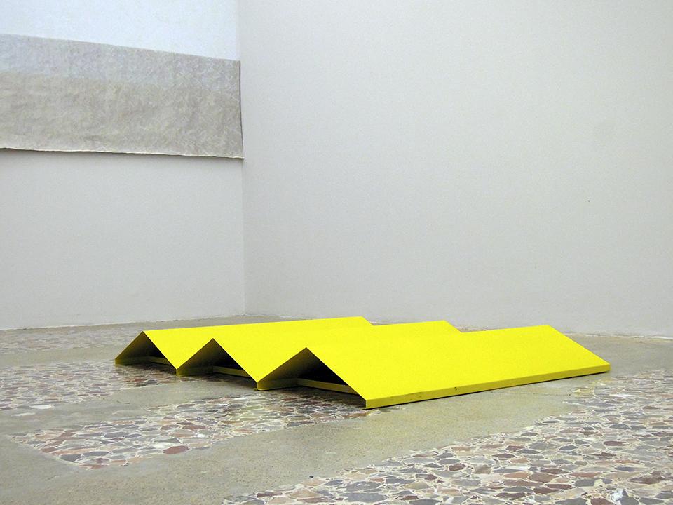 Textilities…once removed – installation view at Fondazione Antonio Ratti, Como 2016