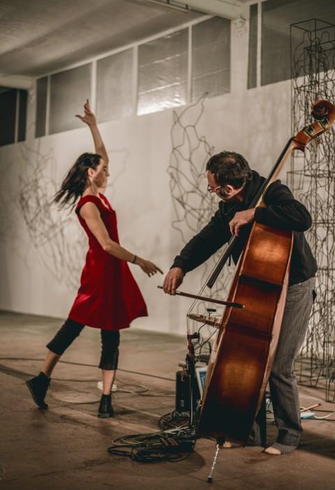 Torino Jazz Festival - Mapping - photo Mattia Barbieri