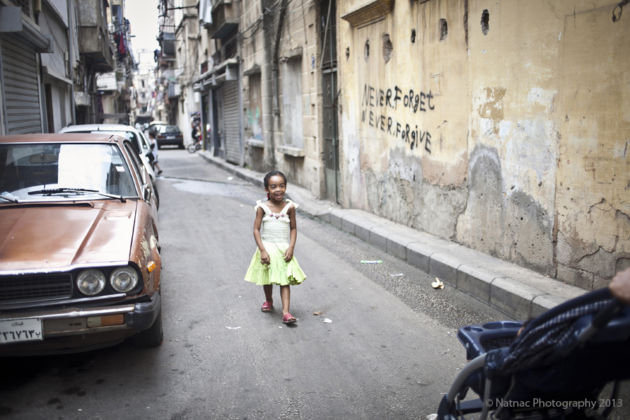Natalie Naccache/Getty Images Reportage/ ADPP