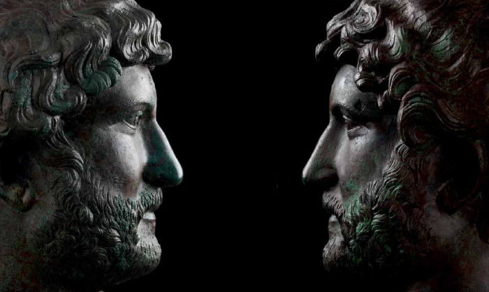 Hadrian: An Emperor Cast in Bronze