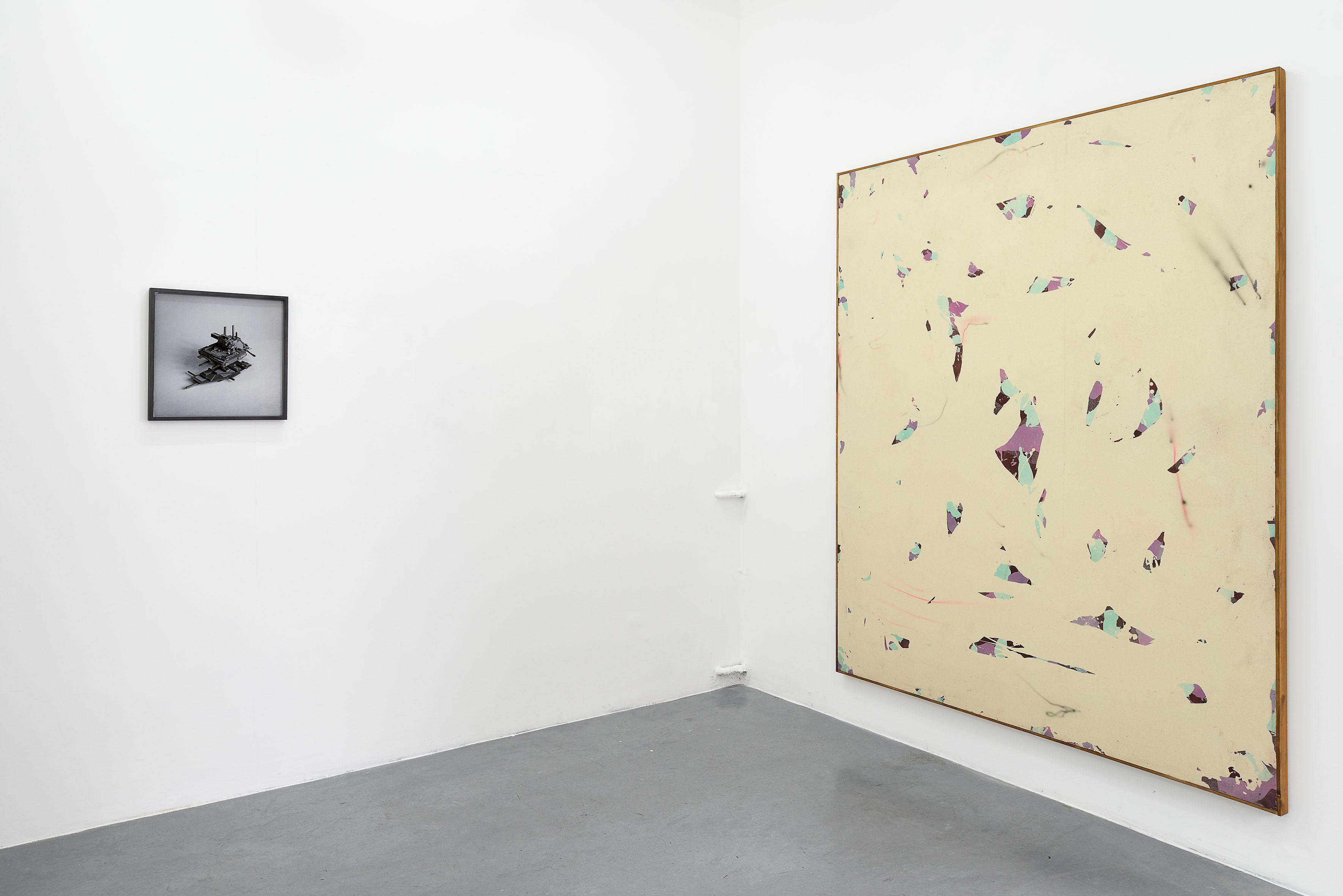 Anatomy of Restlessness – installation view at Galleria Mario Iannelli, Roma 2016 - photo Alberto Apa - courtesy Galleria Mario Iannelli