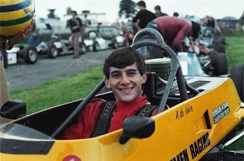 Ayrton Senna nel 1981