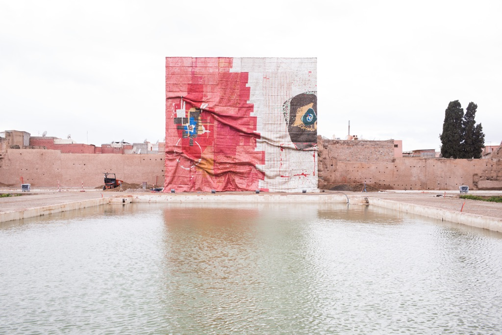 Biennale di Marrakech, 2016 - photo Nicolò Degiorgis