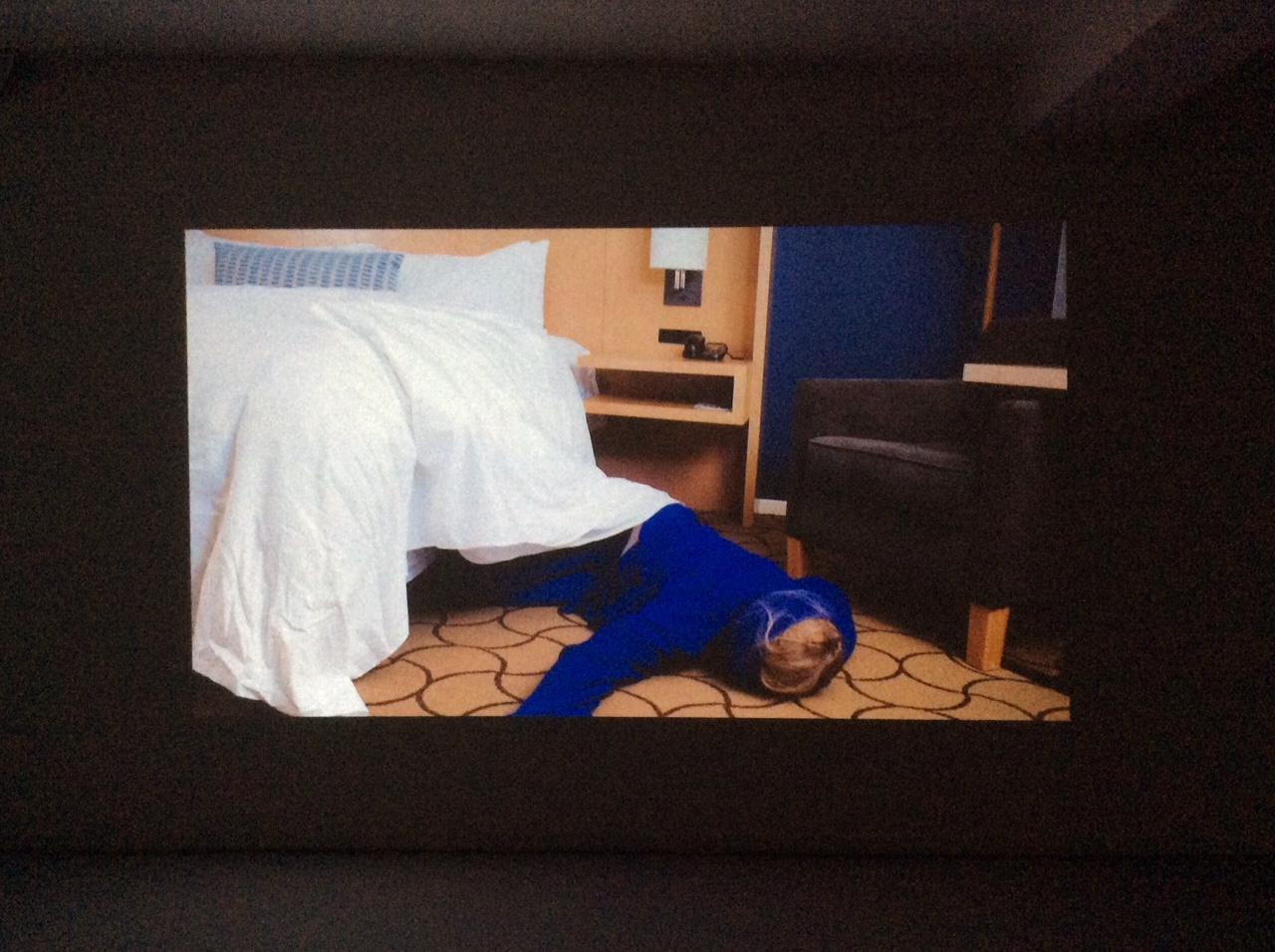 Bridget Moser, How does it feel - still da video