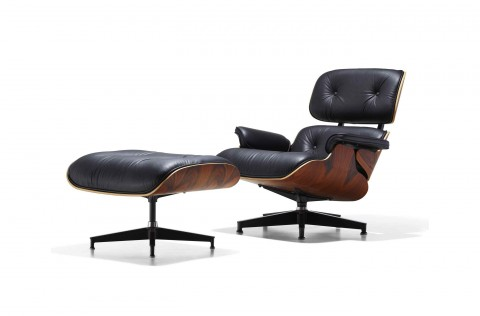 Charles & Ray Eames, Lounge Chair, 1956 - prod. Vitra
