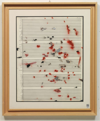 Dick Higgins, Symphony no. 245. Maestoso, 1981(from the series The Thousand Symphonies)