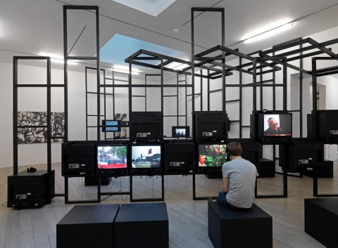 Disobedience Archive - Raven Row, Londra
