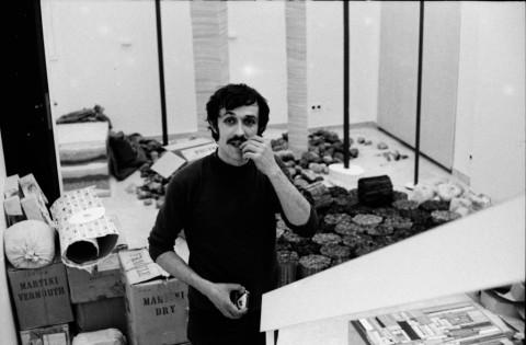Enrico Cattaneo, Alighiero Boetti, 1968