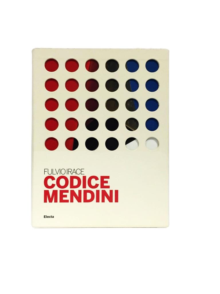 Fulvio Irace – Codice Mendini. Le regole per progettare - Electa