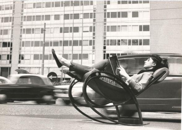 Gae Aulenti, Sgarsul – prod. Poltronova (1962) – photo Mari