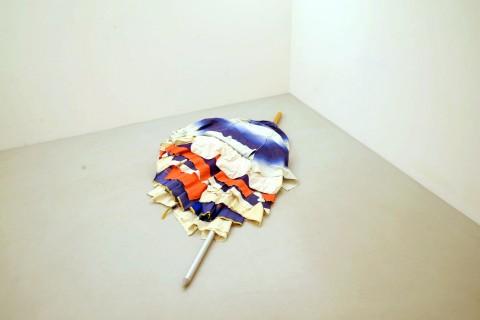 Giovanni Termini – Pregressa – installation view at Galleria Renata Fabbri, Milano 2016 – photo Michele Alberto Sereni