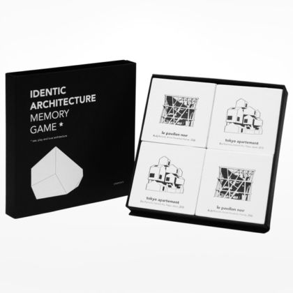 Identic Architecture Memory Game