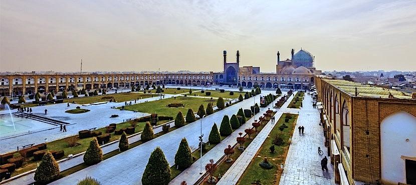 Isfahan - photo Claudia Zanfi