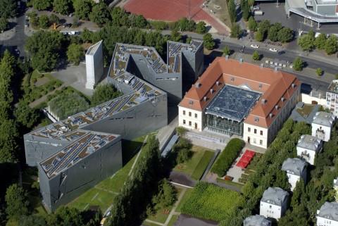Jüdisches Museum, Berlino - photo Günter Schneider