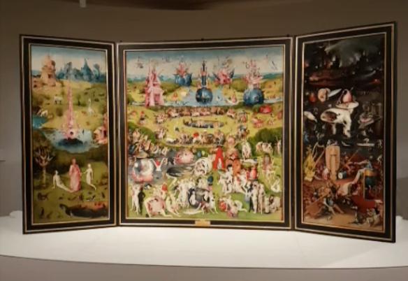 Jheronimus Bosch, Museo del Prado, Madrid
