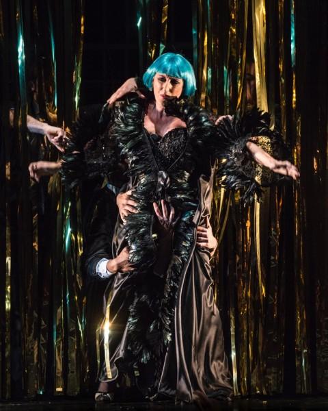 L'Opera da tre soldi - regia Damiano Michieletto - Teatro Strehler, Milano 2016 - photo Masiar Pasquali