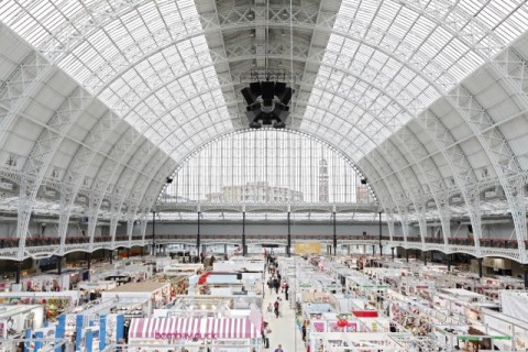 L'Olympia di Londra durante Art13