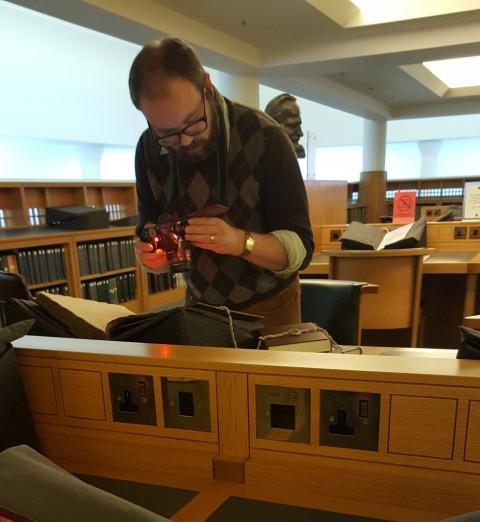 Libera fotografia in archivi e biblioteche
