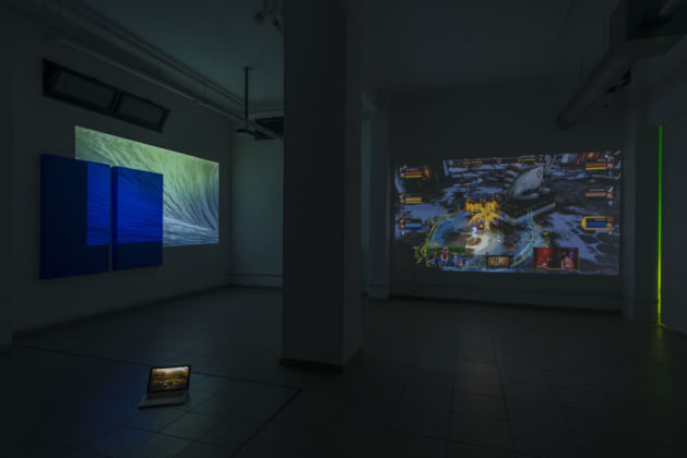 Marco Strappato, Over Yonder, 2015 - The Gallery Apart, Roma