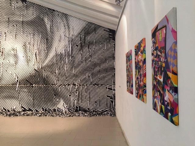 Mauro Iori – Metabolismi da camera - Palazzo Collicola Arti Visive, Spoleto 2016