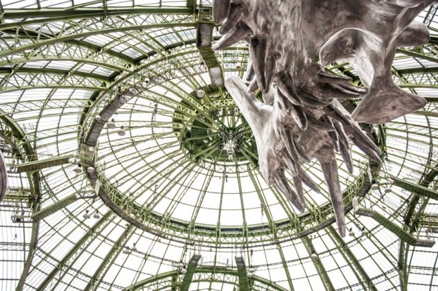 Monumenta 2016 - Huang Yong - Grand Palais, Parigi 2016 - photo Silvia Neri