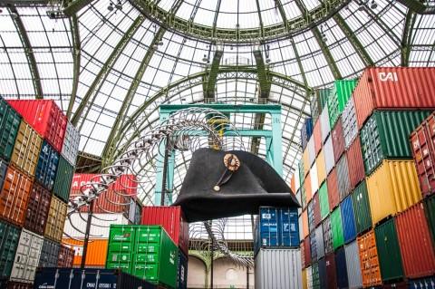 Monumenta 2016 - Huang Yong - Grand Palais, Parigi 2016 - photo Silvia Neri