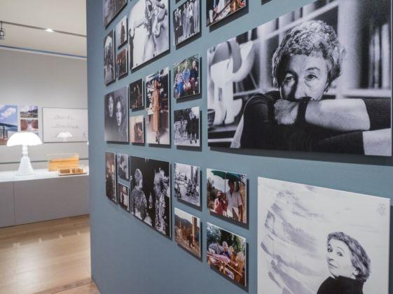 Omaggio a Gae Aulenti - Pinacoteca Agnelli, Torino 2016 - photo Margherita Borsano
