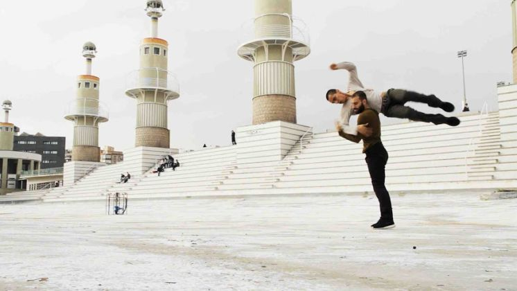 Physical Momentum Project - photo © Marc Costa