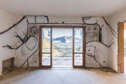 Pizzo Sella Art Village - foto © Mauro Filippi