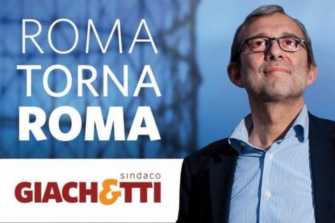 Roberto Giachetti, manifesto amministrative 2016