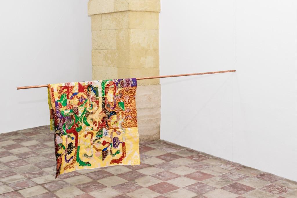 Ruben Montini, This is all I have to offer – documentazione fotografica dell'inaugurazione presso la Galleria Macca, Cagliari 2016 - photo Ela Bialkowska – courtesy dell'artista