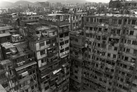 Ryuji Miyamoto, Kowloon Walled City, 1987